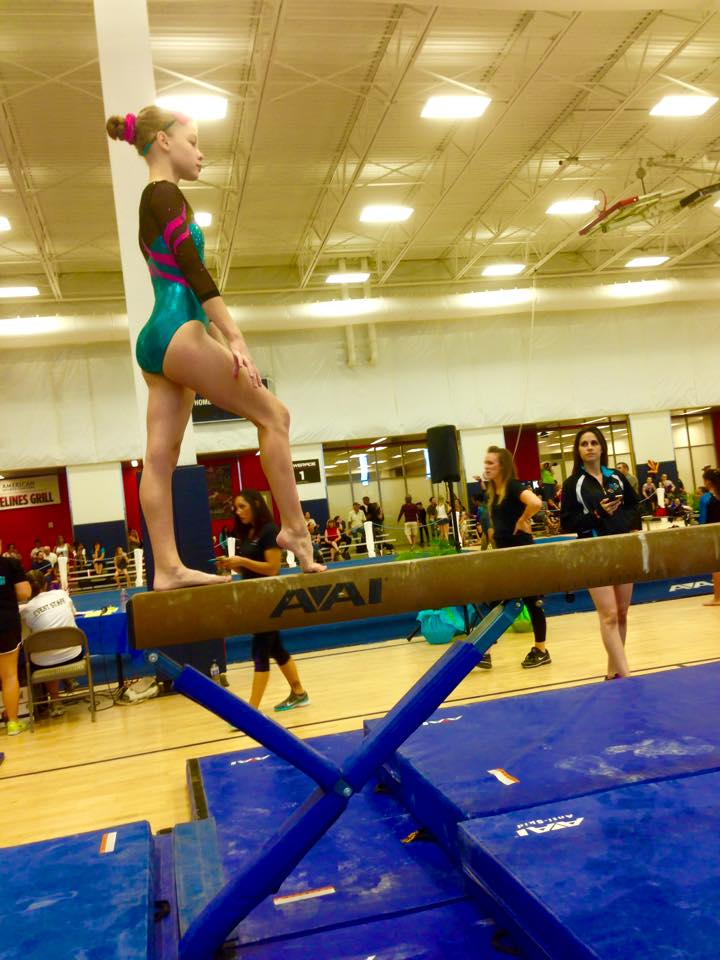 level 4 gymnastics meet 2014 arizona