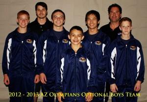 Optional boys